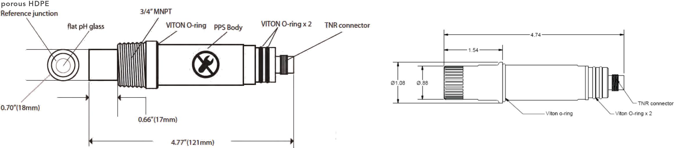 S8000 Dimensions Diagram